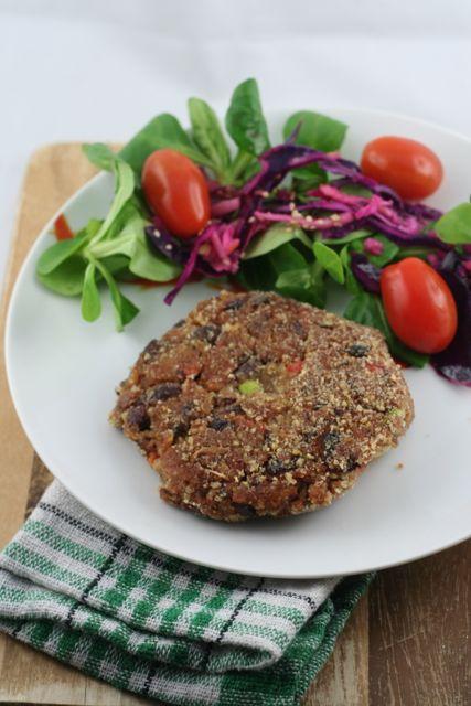Burger de quinoa